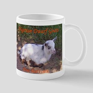 Maybelline the Nigerian Dwarf Goat's mug