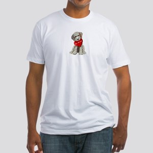 Labradoodle Love, Be Mine Fitted T-Shirt