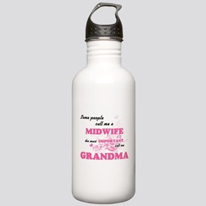 Some call me a Midwife Stainless Water Bottle 1.0L