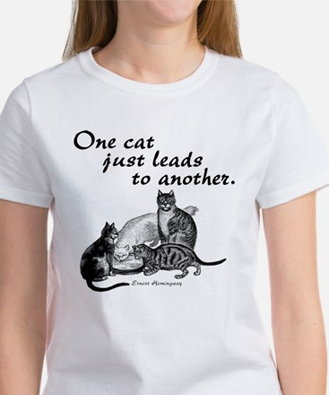 One Cat Women's T-Shirt