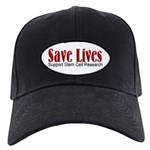 Support Stem Cell Research Black Cap