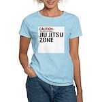 Caution Jiu Jitsu Women's Light T-Shirt