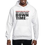 BJJ Down Time Hooded Sweatshirt