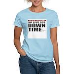 BJJ Down Time Women's Light T-Shirt