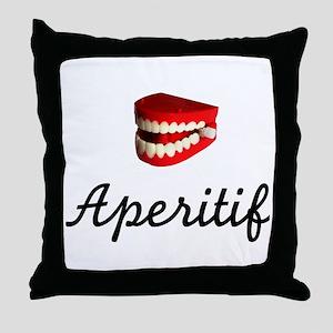 Aperitif Throw Pillow