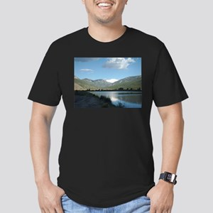 Colorado collection Men's Fitted T-Shirt (dark)