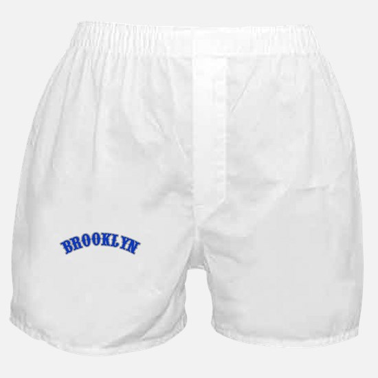 Olde Brooklyn Boxer Shorts