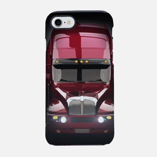 Heavy Truck iPhone 7 Tough Case