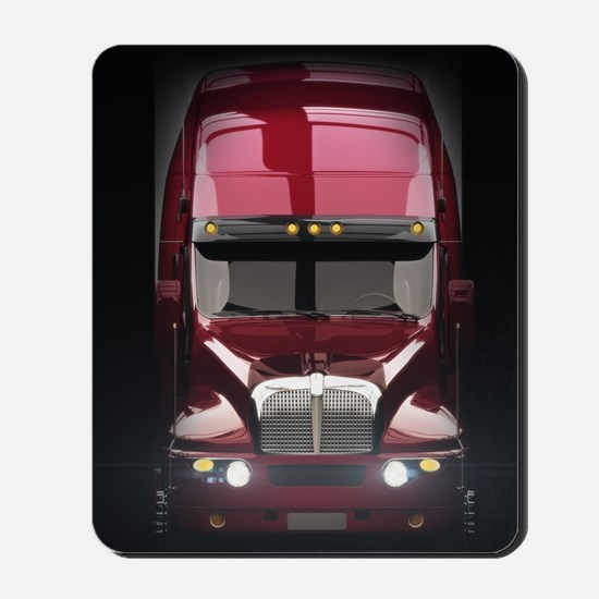 Heavy Truck Mousepad
