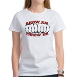 Show Em Throw Em MMA Women's T-Shirt