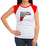Vale Tudo, Anything Goes Women's Cap Sleeve T-Shir