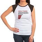 Vale Tudo, Anything Goes Women's Cap Sleeve T-Shir