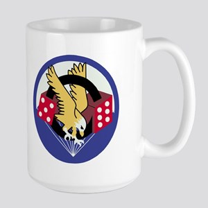 506th PIR First Sergeant Large Mug