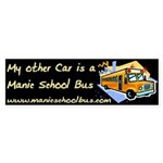 My other car Bumper Sticker