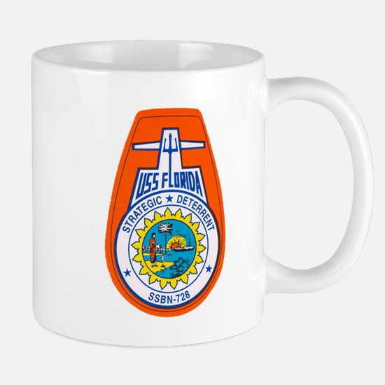USS Florida SSBN 728 Navy Ship Mug