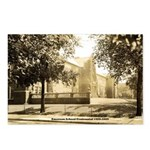Emerson School Sepia Postcards (Package of 8)
