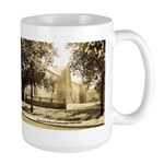 Emerson School Sepia Large Mug