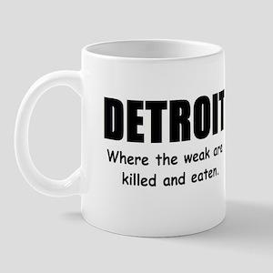 detroitweakeaten Mugs