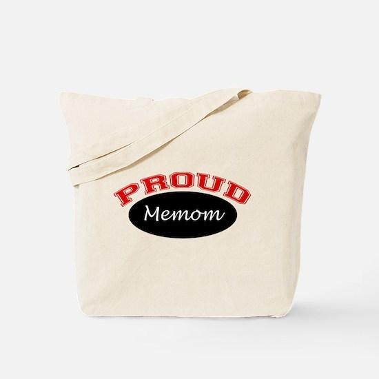 Proud Memom Tote Bag