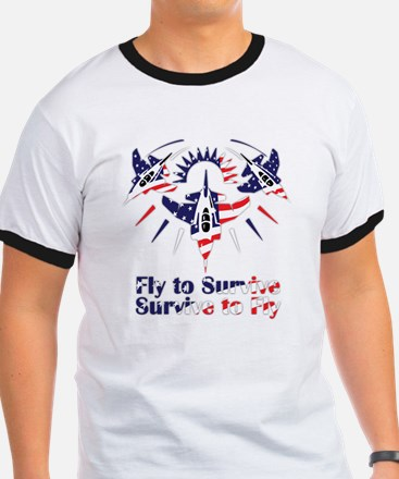 Fly to survive T