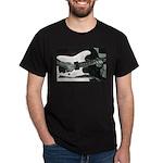 Play Guitar Black T-Shirt