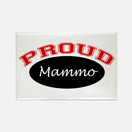 Proud Mammo Rectangle Magnet