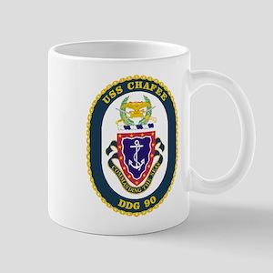 USS Chafee DDG-90 Navy Ship Mug