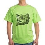 Fight Camp MMA Green T-Shirt