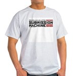 BJJ Submission Machine Light T-Shirt