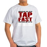 Tap Fast BJJ Light T-Shirt