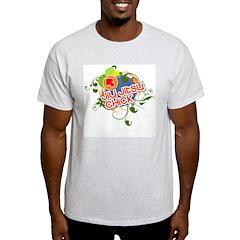 Jiu Jitsu Chick T-Shirt