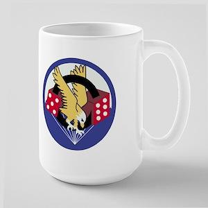 506th PIR Second Lieutenant Large Mug