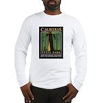 Big Trees Long Sleeve T-Shirt