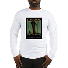 Big Trees Long Sleeve T-Shirt