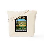 Grover Hot Springs Tote Bag