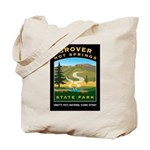 Grover Hot Springs Tote Bag