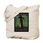 Big Trees Tote Bag