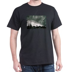 Hurricane Charley 2004 Black T-Shirt