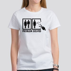 Problem solved - Man Women's T-Shirt