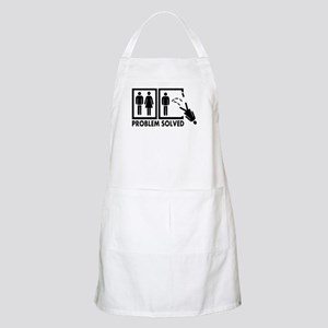 Problem solved - Woman BBQ Apron