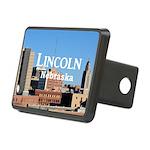 Lincoln Nebraska Rectangular Hitch Cover