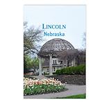 Lincoln Nebraska Postcards (Package of 8)