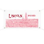 Lincoln Nebraska Banner