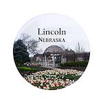 Lincoln Nebraska Button