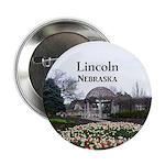 """Lincoln Nebraska 2.25"""" Button (100 pack)"""