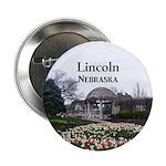 """Lincoln Nebraska 2.25"""" Button (10 pack)"""