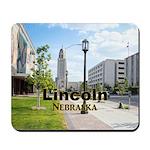 Lincoln Nebraska Mousepad