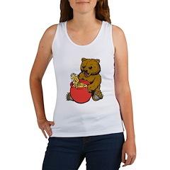 Honey Bear Women's Tank Top