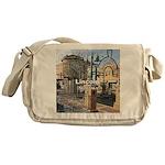 Lincoln Nebraska Messenger Bag