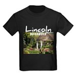 Lincoln Nebraska Kids Dark T-Shirt